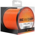 Леска моно FIN BIG GAME CARP / 0,25mm / 9,3lb / 1200m - Fluo Orange