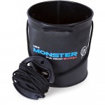 Мягкое ведро с веревкой Preston Innovations MONSTER® EVA Drop Bucket