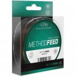 Леска FIN METHOD FEED Line / 0,22mm / 9,2lb / 300m - Dark Brown
