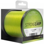 Леска моно FIN STRONG CARP / 0,25mm / 12,1lb / 1200m - Fluo Yellow
