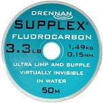 Флюорокарбон DRENNAN SUPPLEX® F'carbon 0.17 mm