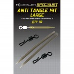 Набор для остнастки KORUM XPERT Anti Tangle Kits - 10 шт.