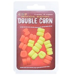 Плавающие приманки E-S-P Buoyant Double Corn 4 size - Orange/Fluoro Yellow