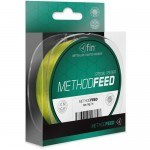 Леска моно FIN METHOD FEED Line / 0,20mm / 8,1lb / 300m - Fluo Yellow