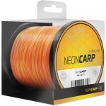 Леска моно FIN NEON CARP / 0,28mm / 13,1lb / 1200m - Fluo Orange/Yellow