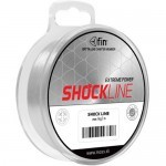 Снаг/Шок лидер моно FIN SHOCK LINE / 0.60mm / 45lb / 80m - Transparent